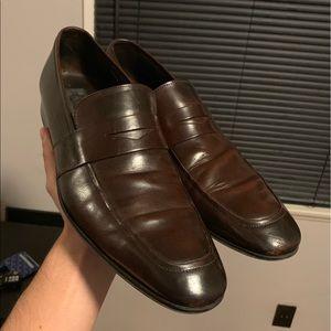 To Boot New York Slip On Dress Shoes Adam Derrick